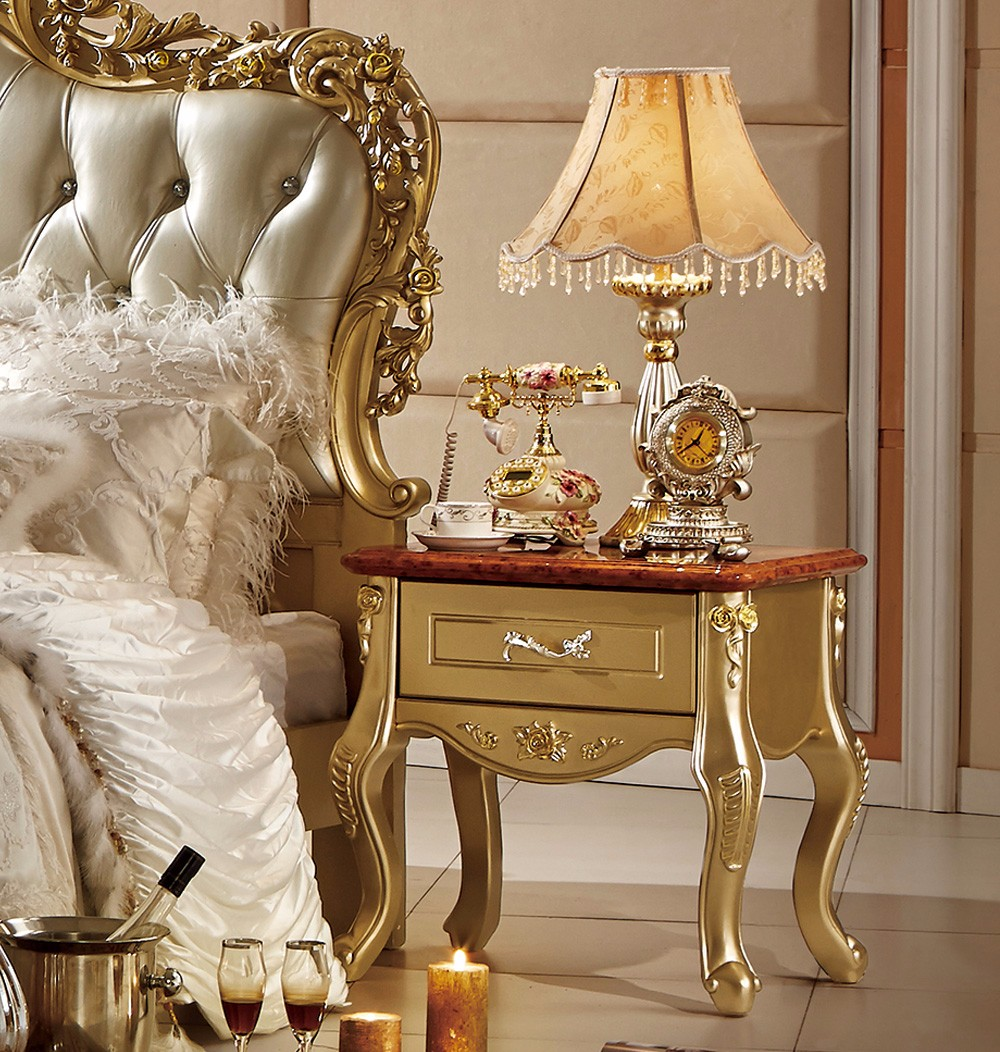 Primitive Bedroom Furniture Fa122 Luxury Royal Bedroom Latest Double Bed Designs Carved