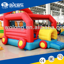 indoor inflatable bouncer, bungee jumping trampoline