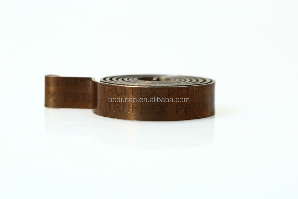 High Deflection Rate Bimetal Coil Made in Anhui