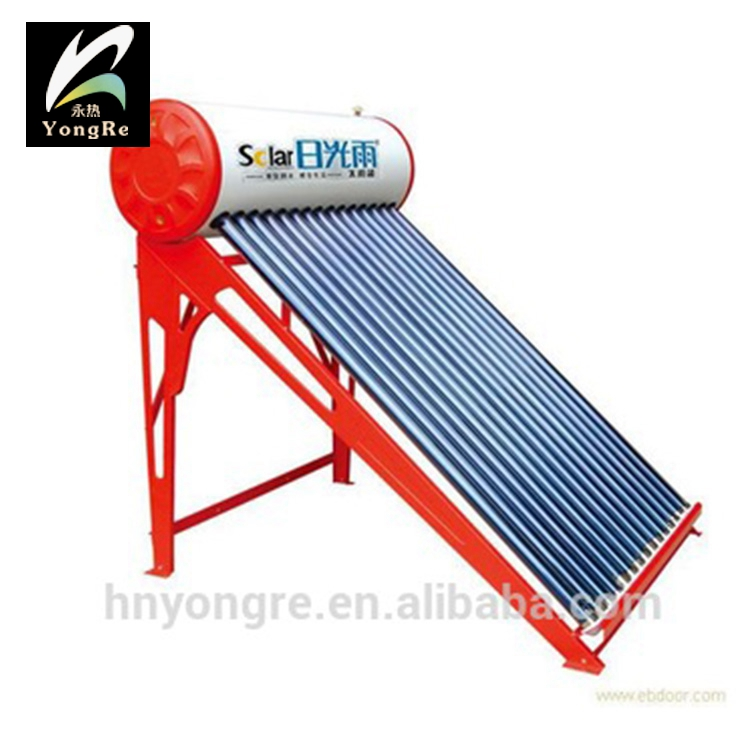 Superior Quality Low Pressure Galvanized Steel Solar Hot Water Systems
