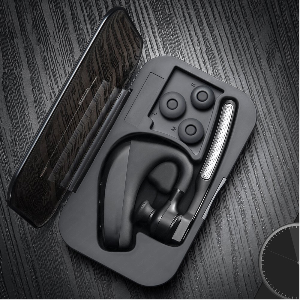 2019 bluetooth headphone Handsfree Stereo Business Wireless Bluetooth Headset