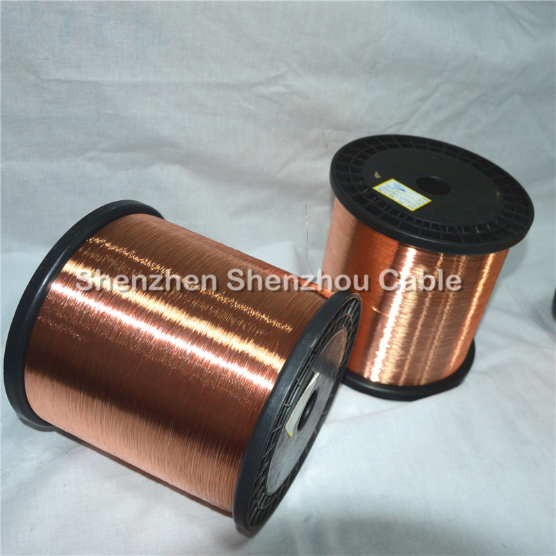 CCA wire with 40% copper content
