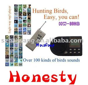 Free Shipping hunting mp3 bird call