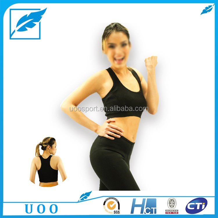 Charming Fitness Training Support Neoprene Sweat Slimming Vest