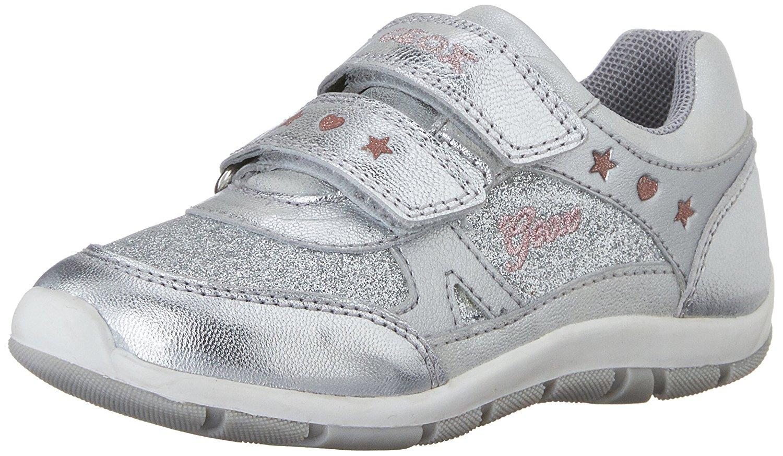 Geox B Shaax Girl 12 Sneaker (Toddler)