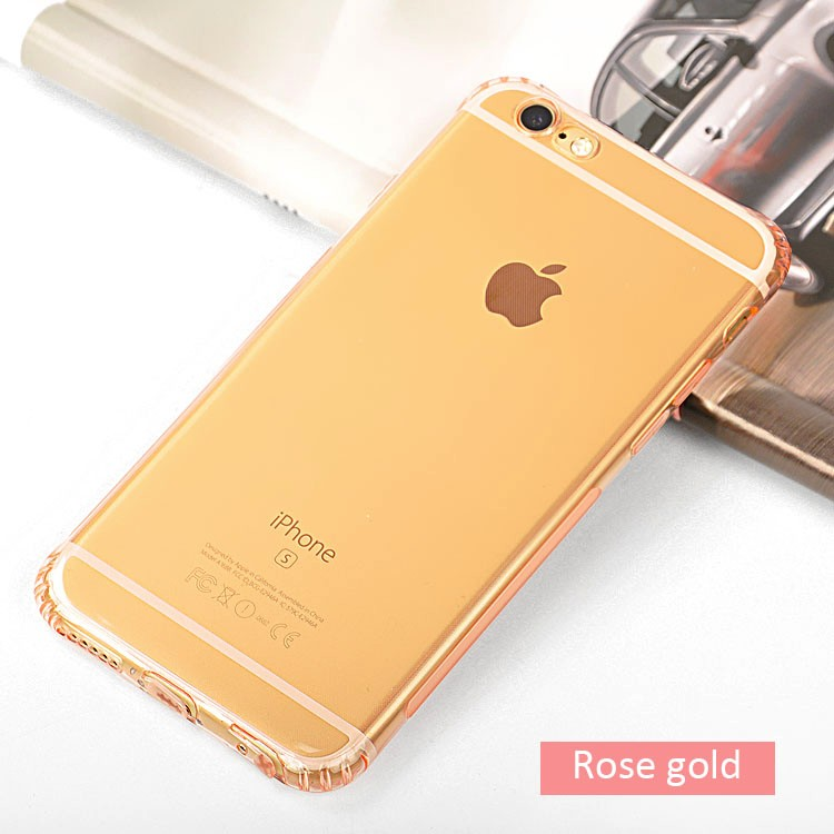 DFIFAN For iPhone 6 Anti-shock Phone Cover Case For iPhone 6s for Apple iPhone 6 6s Clear Protective Case