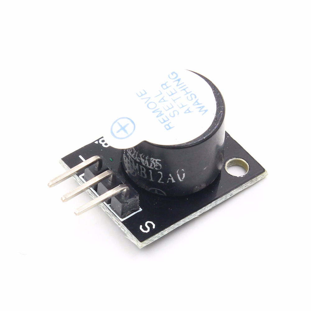 New Arrival Compatible Active Speaker Buzzer Alarm <strong>Module</strong> For Arduino PC Printer