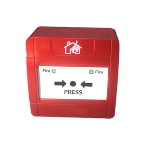 Conventional Manual Call Point Fire Alarm System