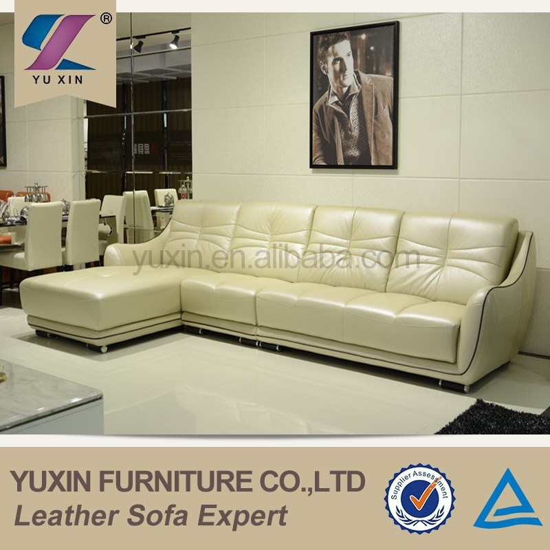 Exotic Living Room Cream Leather Corner Sofa Furniture,Model Luxury Leather  Sofa   Buy Leather Corner Sofa,Model Leather Sofa,Luxury Leather Sofa  Product On ...