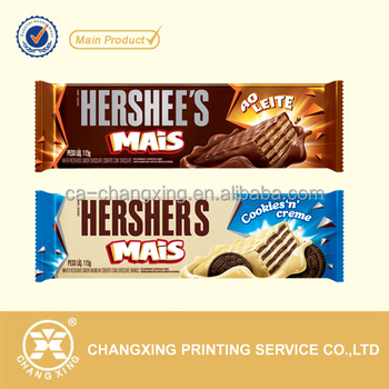 Custom Printed Plastic Roll Film Candy Wrapper Chocolate Wrapper Buy Candy Wrapper Chocolate Foil Wrappers Vffs Film Roll Product On Alibaba Com