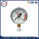 China manufacture hot-sale two pointers cheap pressure gauge