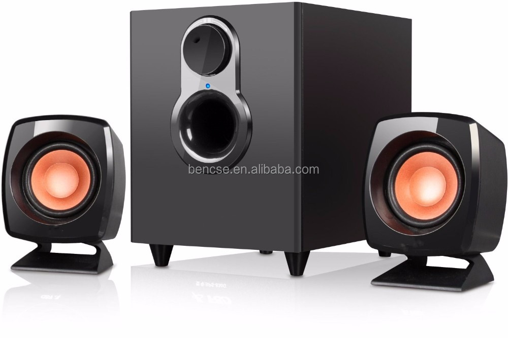 Factory good price hifi micro sound system cd/dvd player speaker system for home