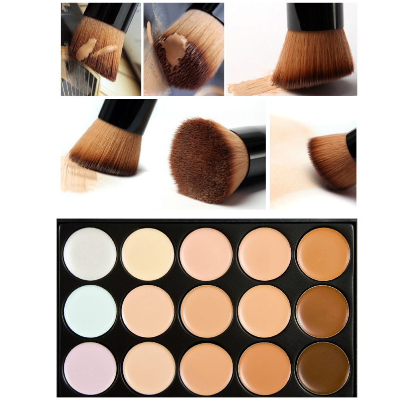 Hot COSMETIC AND MAKEUP 15 Eyeshadow & Palette 15 Professional Makeup Palette