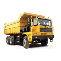 NEW MINING DUMP TRUCK, MINE TRUCK RATED LOAD 50 TONS FOR SALE