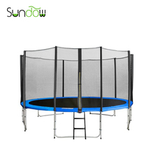 Professionele 15ft hoge <span class=keywords><strong>kwaliteit</strong></span> outdoor gamnastic <span class=keywords><strong>trampoline</strong></span> te koop