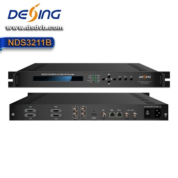 Nds3211b Digital Tv Headend Hd Encoder - Buy Digital Tv Headend Hd  Encoder,Cable Tv Digital Encoder,Cable Tv Encoder Product on Alibaba com