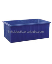 Over6 years supply factory supply all sizes cheaper aquarium plastic fish tank for fish farm