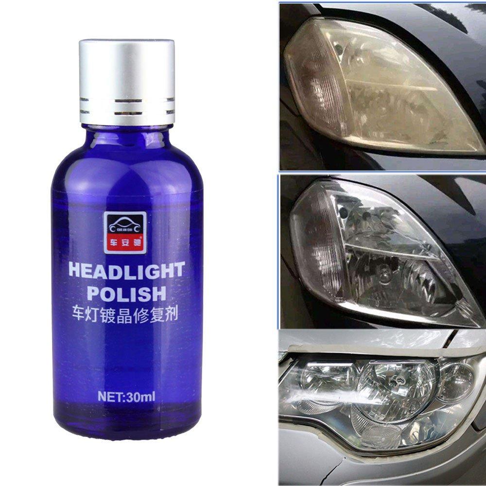Dressffe 9H Hardness Car Liquid Ceramic Coat Super Hydrophobic Glass Coating Car Polish