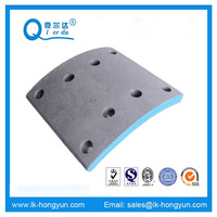 Chinese Truck Parts 19887 Brake Lining For Ford Truck