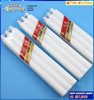 white plain stick candle cheap wax white candles