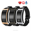 2017 heart rate and blood pressure monitor fitness traker smart watch ck11S