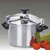 French Energy Saving Tuv Gs Large Capacity Stainless Steel Pressure Cookers