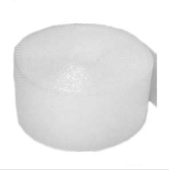 PE Foam White Packing Material Air Bubble Pack Packaging Bubble-Wrap Roll Bubble Film Inflatable Reusable Air Bag