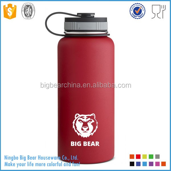 32 Oz Wide Mouth hydro flask