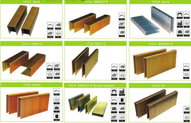 Nikema Sk Series Staples For Roofing Packaging Buy