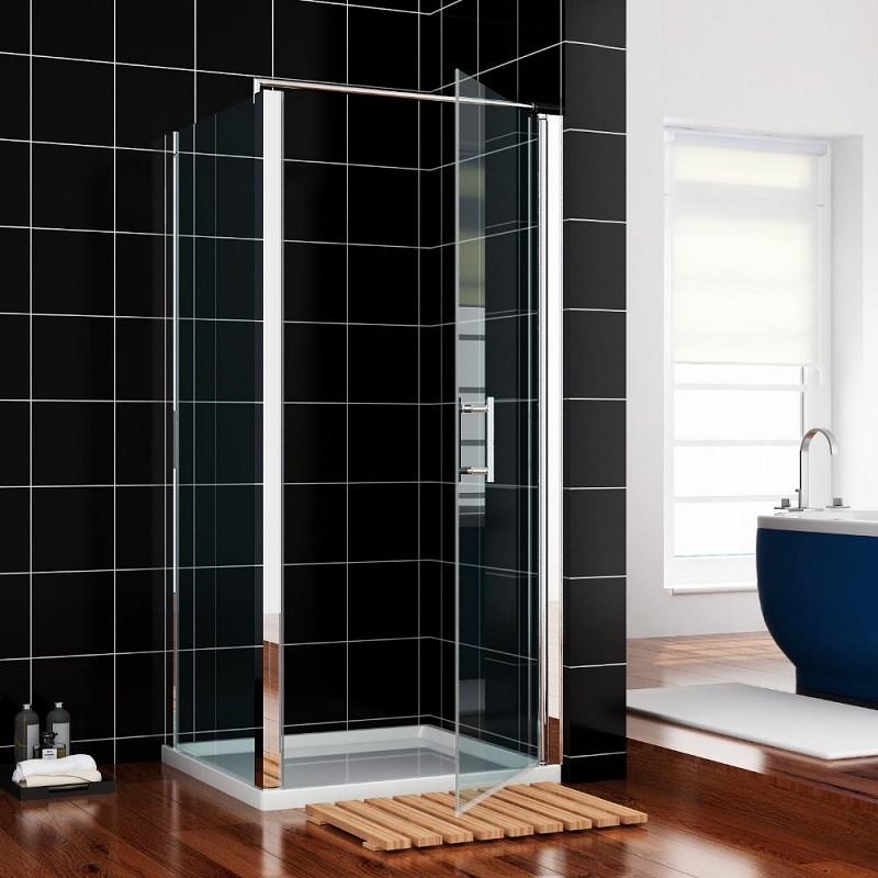 Fashion Design Glass Bath Panel One Tempered Glass Door Hinge