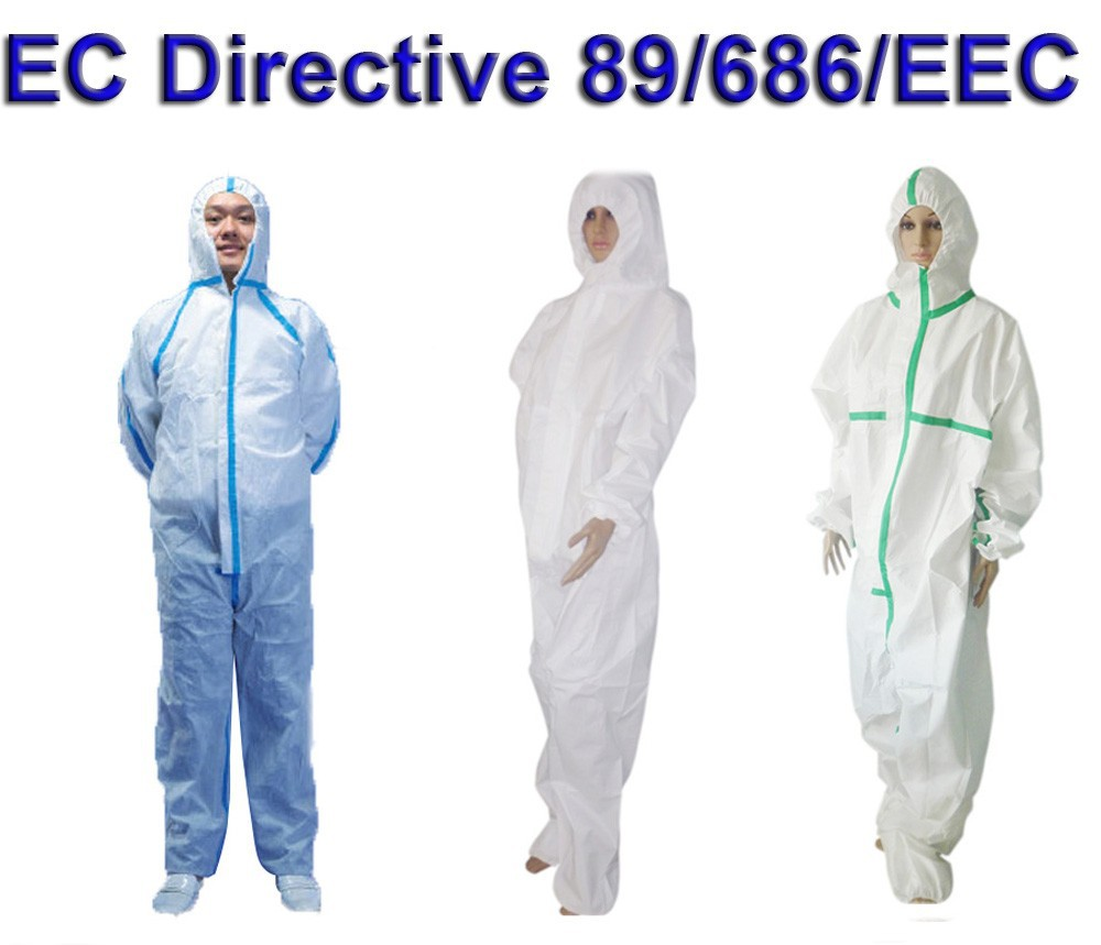 CE certified disposable coverall ppe suppliers