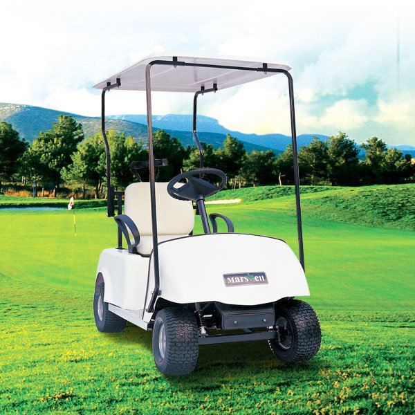 One Person Golf Cart >> Marshell Single Seat Electric Golf Cart 1 Person Dg C1 Buy Single