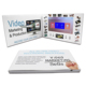 Andrido system 7inch Wifi touch screen Digital memory Video Brochure