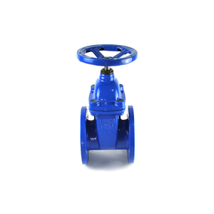 Wholesale alibaba ptfe lined water and gas mechanical joint gate valve 75mm