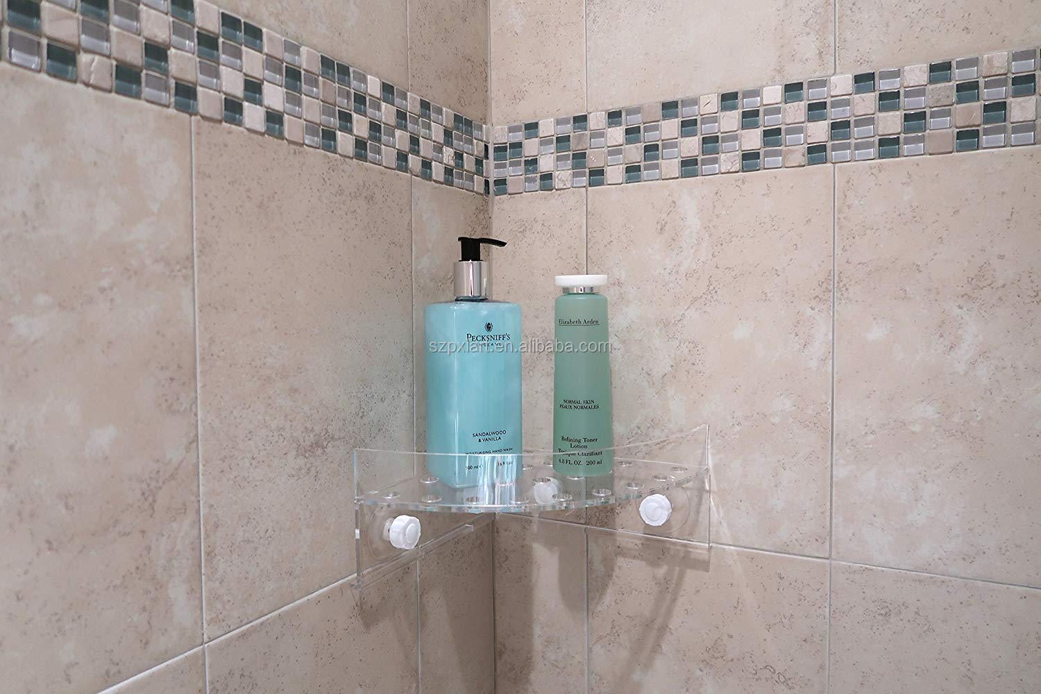 high-Design corner shower stand - shower cup holder, bath supplies, towels, etc. made in shenzhen