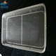 Foldable cooking stainless steel wire mesh fry basket for strainer