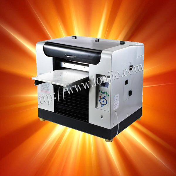 pvc card printer made from CHINA /1440dpi high resolution infinity solvent printer/id card printer (inkjet)- Auto ID card Print