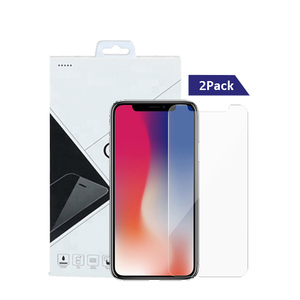 25 D 9H For Iphone X s Tempered Glass And Packaging For Iphone X r Screen Protector With Packaging