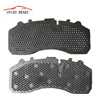 Factory supply high quality Heavy Duty truck disc brake pad backing plate WVA29087 with accessory for MAN trucks