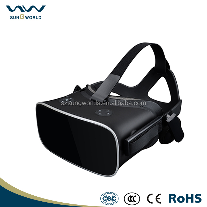 ISO Certificate High Quality bluetooth xnxx google 3d virtual reality glasses