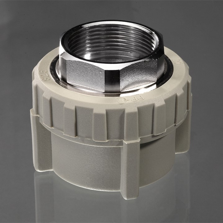 Ppr tubo di plastica raccordi maschio sindacato filo rispettare standard GB/T 18742 Produzione produttori, fornitori, esportatori, grossisti