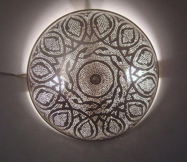 Moroccan Wall Lamp-flush Mount Ceiling Light Fixture
