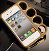 Knuckle Bumper Case for iPhone 4S / 4