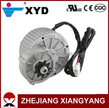 Xyd 16 12v Dc Electric Motor For Bicycle Buy 12v Dc
