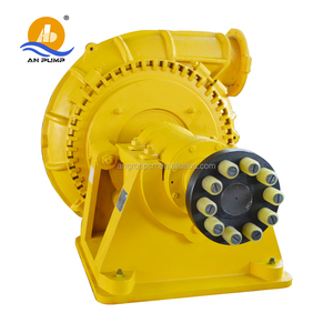 Cost-effective river dredging port dredge booster pump supply