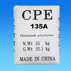 Virgin Cpe Meterial CPE 135A Pvc Additive For Pipe
