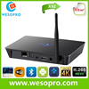 Android smart tv box X92 with amlogic S912 processor 3GB RAM 32GB ROM Bluetooth Dual band WIFI 1000M RJ45 port