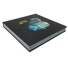 High quality printing hardcover comic story book