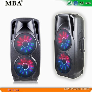 201 high quality analog amplifier with big battery enjoy music and karaoke everwhere