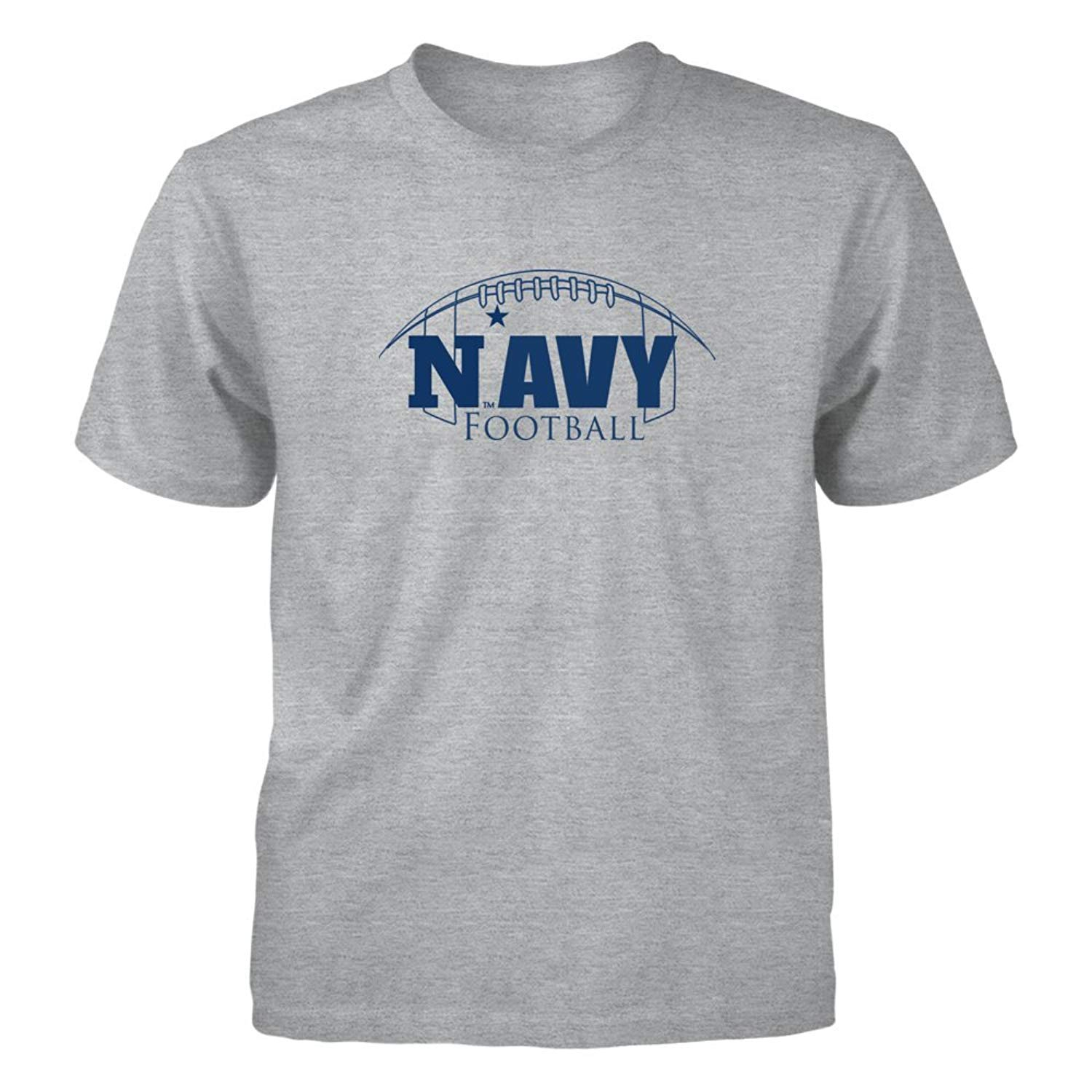 c6ad7acae Navy Football Clothing - US Naval Academy Athletics - T-Shirt - Officially  Licensed Fashion